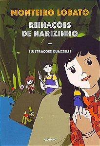 REINAÇÕES DE NARIZINHO - 3ªED.(2016) - Monteiro Lobato