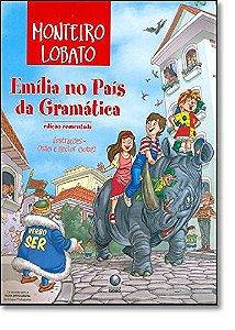 Emília no País da Gramática [Paperback] Lobato, Monteiro