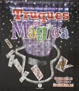 Truques de mágica: Com muitos truques e ilusionismo - Ciranda Cultural