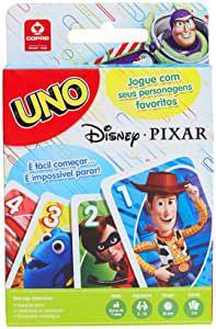 Jogo Uno Copag Disney Pixar - Copag