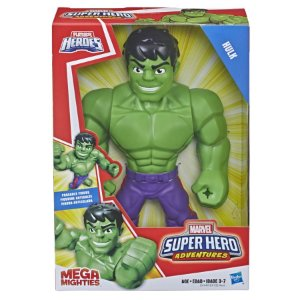 Boneco Hulk - Marvel Super Hero Adventures - Hasbro