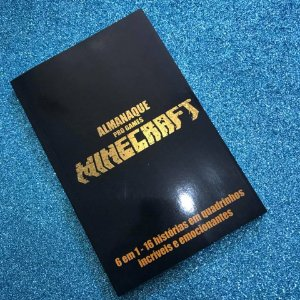 Almanaque Pró Games MINECRAFT