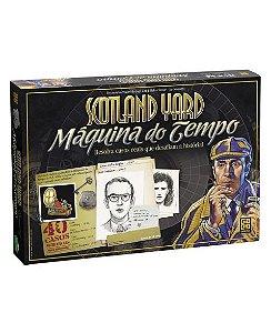 JOGO SCOTLAND YARD MÁQUINA DO TEMPO