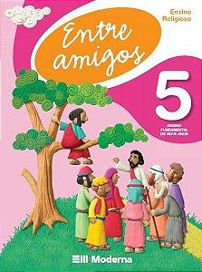 ENTRE AMIGOS 5º ANO - 2ª ed.