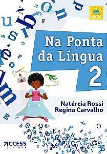 NA PONTA DA LÍNGUA 2 - 8ª edição 2021