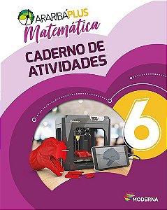 Araribá Plus: Matemática - 6º ano - Caderno de atividades - 5ª ed