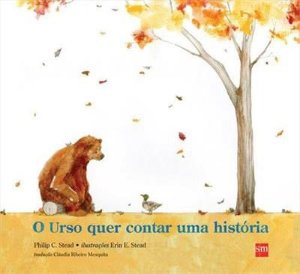 O urso quer contar uma história
