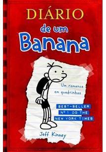 DIARIO DE UM BANANA - Um romance em quadrinhos