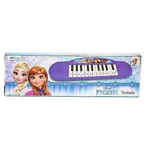 Piano Teclado - Frozen