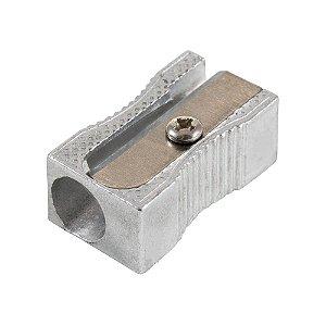 Apontador metálico - cx 24 un