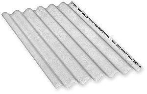 Telha de Fibrocimento Ondulada - BRASILIT 2.44 x 1.10 x 6mm