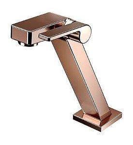 Torneira para banheiro Docol Stillo cobre polido