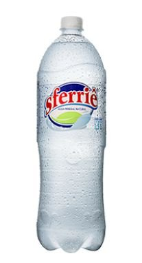 Água Mineral Sferrie Sem Gás 1,5L Pet (Pack 06 garrafas)