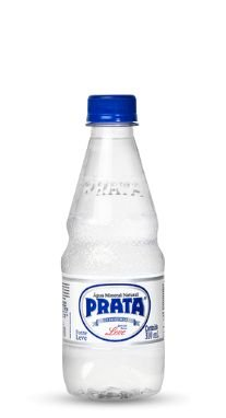 Água Mineral Prata sem Gás 310 ml Pet (Pacote/Fardo 12 garrafas)