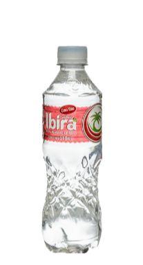 Água Mineral Ibirá Com Gás 510 ml Pet (Pacote/Fardo 12 garrafas)