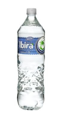 Água Mineral Ibirá Sem Gás 1,5L Pet (Pacote/Fardo 06 garrafas)