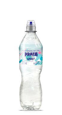 Água Mineral Prata Sport sem Gás 600 ml Pet (Pacote/Fardo 12 garrafas)