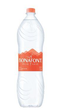 Água Mineral Bonafont Sem Gás 1,5L  Pet (Pacote/Fardo 8 garrafas)