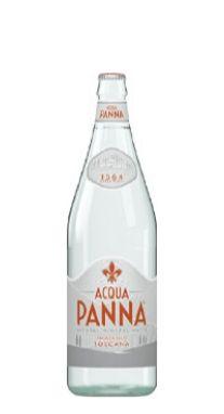Água Mineral Acqua Panna Sem Gás 505 ml (Pacote/Fardo 24 garrafas)