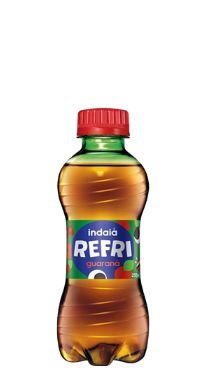 Refri Indaia 250ML Guaraná (Pacote/Fardo 12 garrafas)