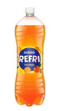 Refri Indaia 2L Laranja (Pacote/Fardo 6 garrafas)