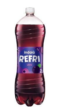 Refri Indaia 2L Uva (Pacote/Fardo 6 garrafas)