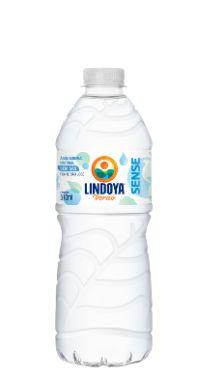 Água Mineral Lindoya Verão Sense sem Gás 510 ml Pet (Pacote/Fardo 12 garrafas)
