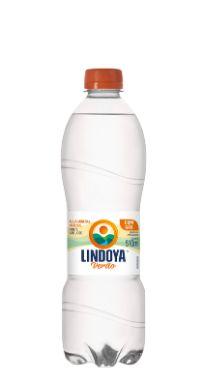 Água Mineral Lindoya Verão com Gás 510 ml Pet (Pacote/Fardo 12 garrafas)