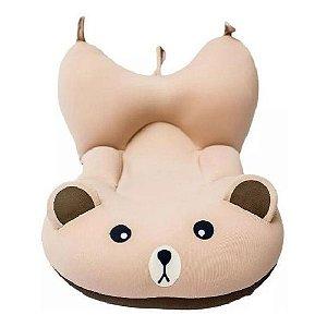 Almofada de Banho Baby Pil Urso Zeca