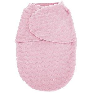 Saco de Dormir Super Soft Rosa - Buba