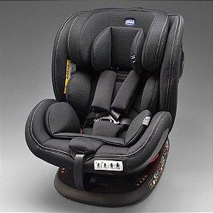 Cadeira Auto Seat4Fix Jet Black - Chicco