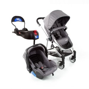Travel System Epic Lite Trio Grey  - Infanti