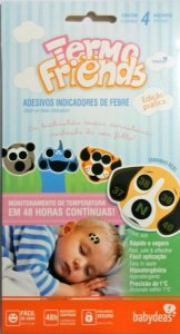Termômetro Adesivo Termo-Friends - Babydeas