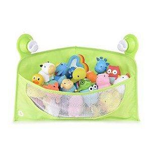 Cesta Organizadora de Brinquedos do Banho Verde - Munchkin