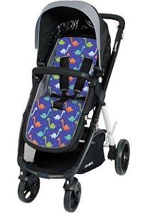 Almofada para Carrinho de Bebê - Dino Fun - Clingo