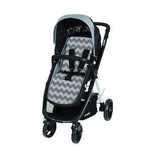 Almofada para Carrinho de Bebê - Zig Zag - Clingo