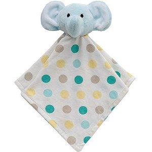 Naninha Elefantinho - Doces Sonhos Azul Buba