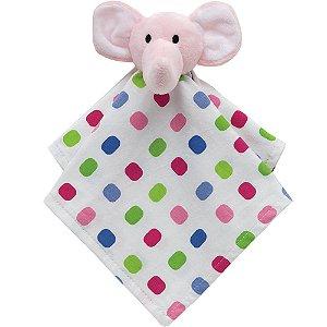Naninha Elefantinho - Doces Sonhos Rosa Buba
