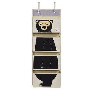 Organizador de Parede Urso 3 Sprouts