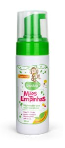 Higienizador para Mãos s/ álcool 150ml - Bioclub