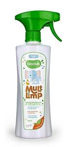 Mult Limp - Limpeza de Superfícies 500ml - Bioclub
