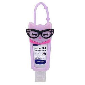 Álcool Gel 70% com Hidratante p/ Mãos 30ml Baby Bath (unidade)