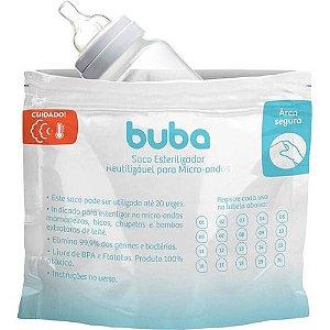 Saco Esterilizador Reutilizável para Microondas Buba