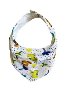 Bandana Baby Estampado Tropical - Daora