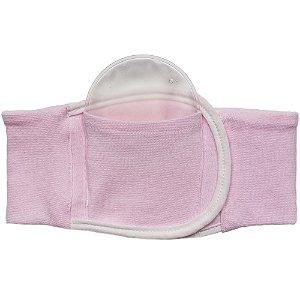 Cinta Térmica para Cólicas Baby - Buba Rosa