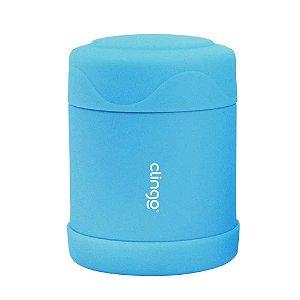 Pote Térmico 330ml - Clingo Azul