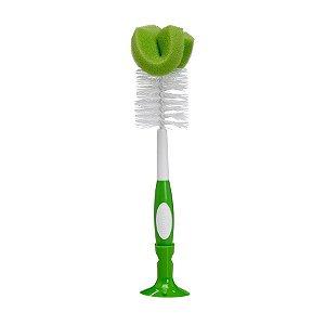 Escova para Mamadeira - Colors Girotondo Verde