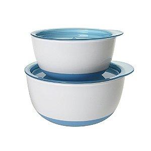 Conjunto de Bowls - 2 peças - Oxotot Azul