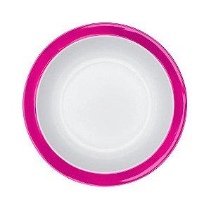 Prato Fundo Linha Big Kids - Oxotot Rosa