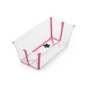 Banheira Flexível Plug Rosa Stokke